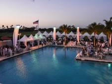 Sunset Polo & White Party for Brooke USA